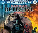DETECTIVE COMICS 940