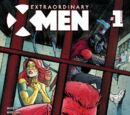 Extraordinary X-Men Annual Vol 1 1