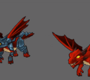 Red Dragon Transformation