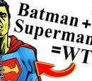 Batman + Superman + COW = ???