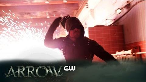 Arrow Can't Be Stopped Extended Trailer