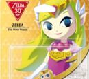 Zelda (The Wind Waker) - 30 aniversario TLoZ