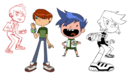 Ben 10 reboot development work by Andy Ristaino.png