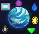 La Gema de la tierra
