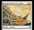 Charge Across the Araba