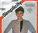 Simplicity 5994 B