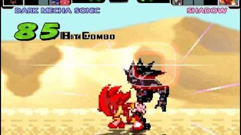 Mecha Sonic/Fawfulfan's version