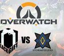 Overwatch Stream! Team BlackGift vs StormFeelers