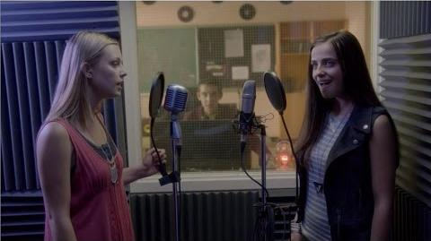 """Backstage Episode 21 Extended Scene - Alya and Bianca Sing """"Everything's Alright"""""""