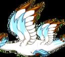 Dragon de Bronze des Neiges
