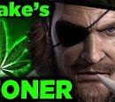 Snake is a STONER