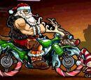 Moto de Noël