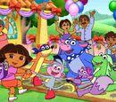 List of Dora the Explorer characters