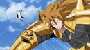Eclipse Leo sending Natsu flying.png