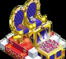 Prom Throne