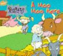A Moo Moo Here (International Book)