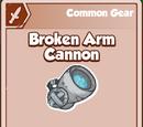 Broken Arm Cannon