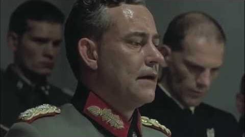 """Hitler Rant Parody """"Das Voot"""""""