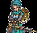 Personajes Dragon Quest Heroes