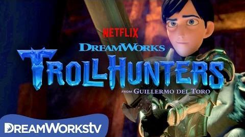 DreamWorks Troll Hunters Official Trailer