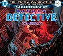 DETECTIVE COMICS 943