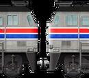 19 Power Electric Locomotives