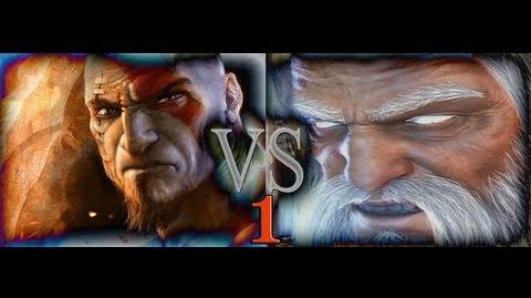God of War 3 (Final) Kratos vs Zeus - Parte 1