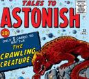 Tales to Astonish Vol 1 22