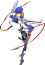 Noel Vermillion (Centralfiction, Character Select Artwork, Alternate Artwork).png