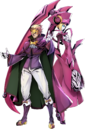 Relius Clover (Centralfiction, Character Select Artwork).png