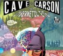 Cave Carson Has a Cybernetic Eye/Covers