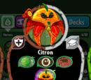 Citron (PvZH)/Gallery