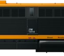 23 Power Diesel Locomotives