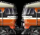 19 Power Diesel Locomotives