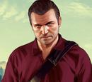 Main Characters (Grand Theft Auto V)