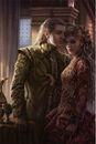 Jaime y Cersei by Magali Villeneuve©.jpg