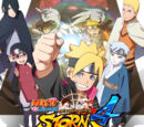 CuBaN VeRcEttI/Confirmado el paquete completo de Naruto SUNS4: Road to Boruto