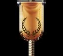 Bronze Flag