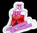 Data Carddass Aikatsu Stars! Promotion Cards/Winter Collection