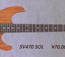 SV470 (1992–1997, Japan)