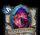 Kabal Talonpriest