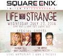 Square Enix Live Streams with Voice Actors