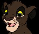 CutepuppyBH's lion cub adopts