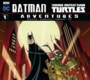 Batman/TMNT Adventures 01