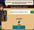 Storage Mystery, Part IV