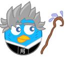 Blue331 Bird