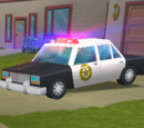 Police Car (Hit and Run)