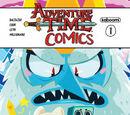 Hora de Aventura: Cómics Número 1