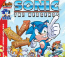 Archie Sonic the Hedgehog Issue 292