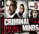 Criminal Minds/Temporada 5